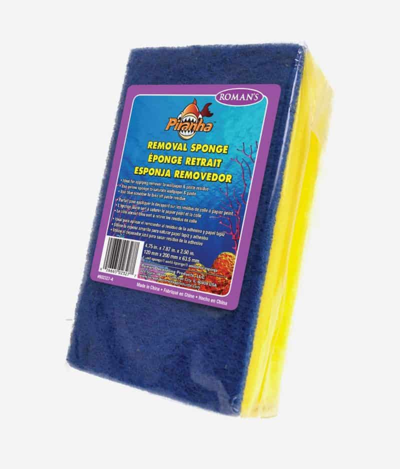 Piranha-Wallpaper-Removal-Sponge