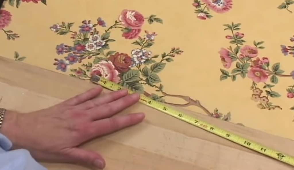 Measure Wallpaper Pattern Repeat