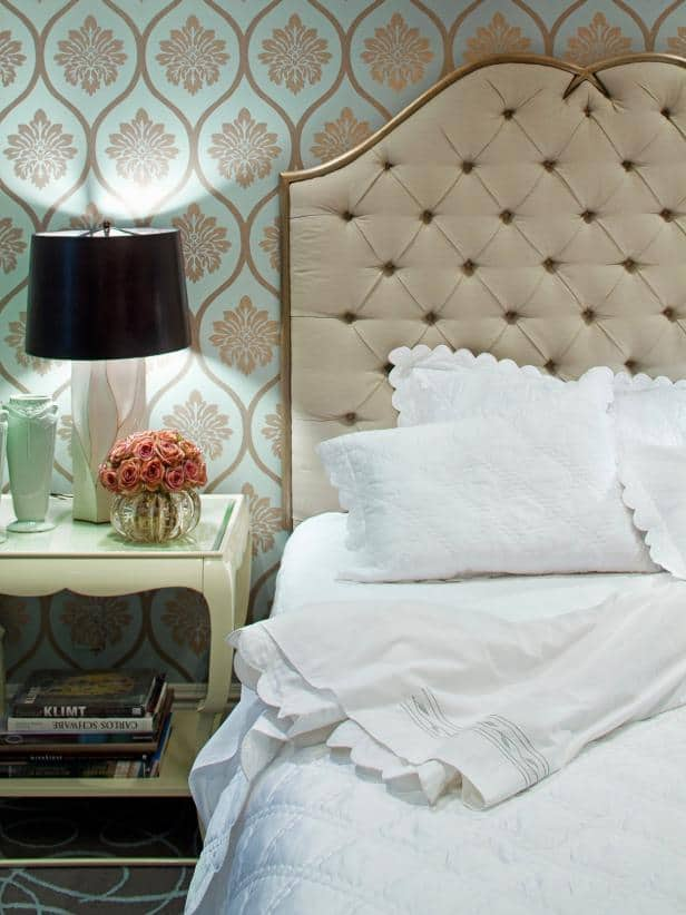 Bedroom Wallpaper - Roman Products