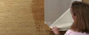 How to Remove Grasscloth Wallpaper